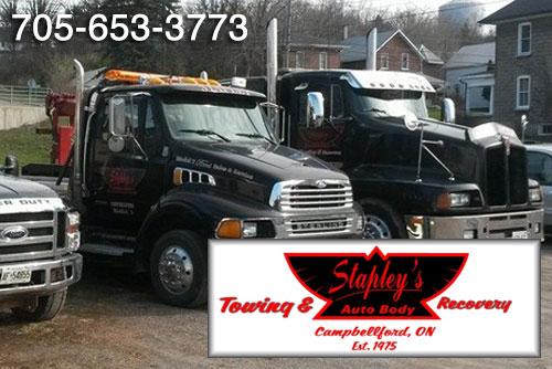 Stapley's Towing