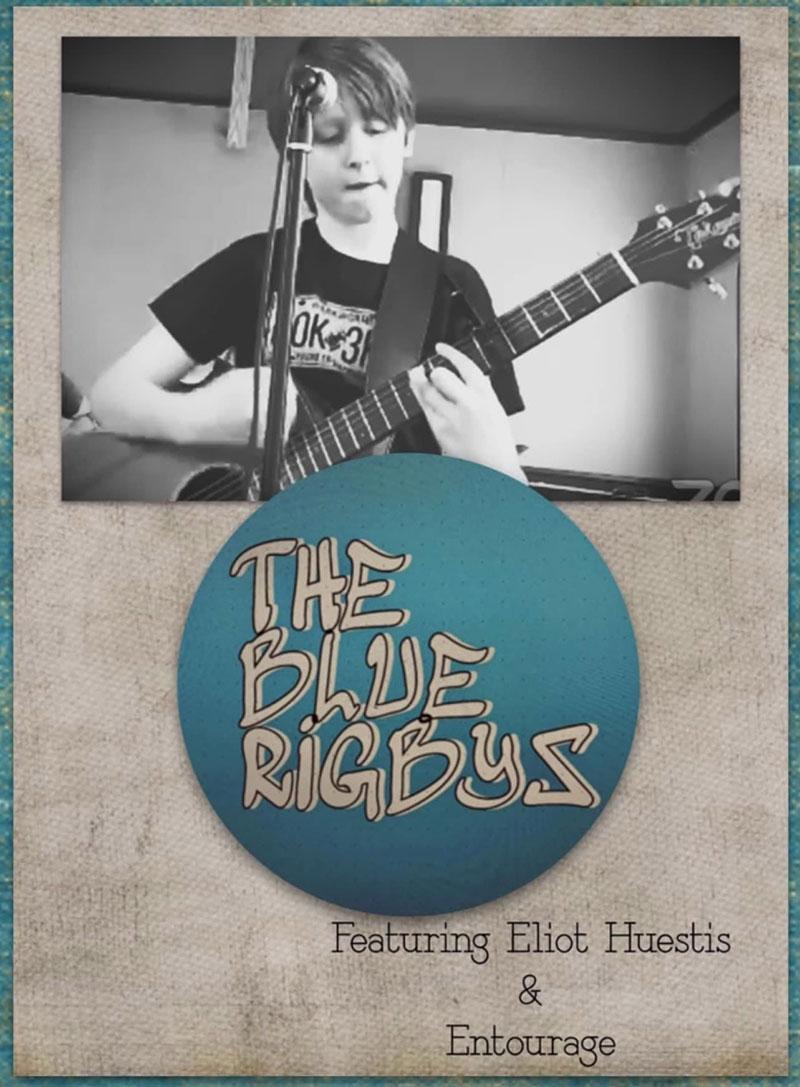 The Blue Rigbys